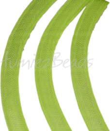 P-0409 Plastic netdraad Groen 4mm 1 stuks