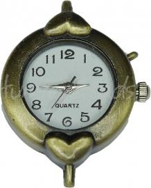 01149 Horloge Brons 1 stuks