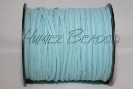 V-0045 Veter A-kwaliteit Lichtblauw (3) 1 meter