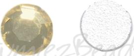 03588 Plaksteen Goudgeel SS30 / 6,5mm 25 stuks