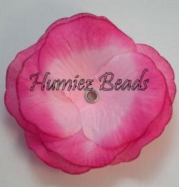 Bloem 2 tinten roze 75mm