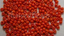 03352 Rocaille Oranje opaque 6/0 20 gram