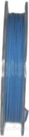 S-0012 Staaldraad 10 meter Licht blauw 0,45mm