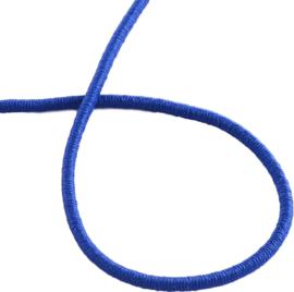 E-2005 Elastiek Donker blauw 15 meter