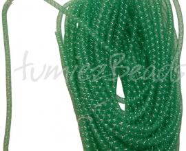P-0802 Plastic net draad Groen 8mm 1 stuks