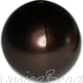 04388 Acrylkraal Bruin 4 stuks