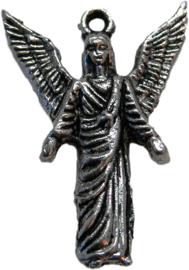 01343 Bedel aartsengel Gabriél Antiek zilver