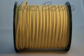 V-0012 Veter A-kwaliteit Geel 1 meter