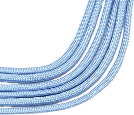 PARA-4059 Parakoord Licht blauw 6 meter