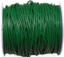 LK-0003 Leerkoord Donker groen 2,5mm 1 meter