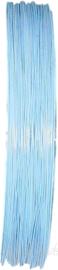 S-1013 Staaldraad Lichtblauw 0,45mm; 100 meter