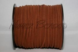 V-0040 Veter A-kwaliteit Bruin (4) 1 meter