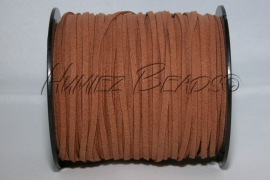 V-0038 Veter A-kwaliteit Bruin (3) 1 meter