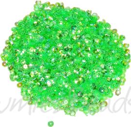 04280 Pailletten Groen 5mmx0,3mm 1 zakje