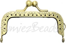 00706 Tasbeugel Antiek brons 1 stuks