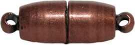 01613 Magneetslot Koperkleurig 13mmx6mm