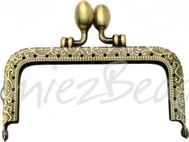 03958 Tasbeugel Antiek brons 68mmx88mmx9mm 1 stuks