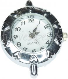 01431 Horloge Metaalkleurig 1 stuks