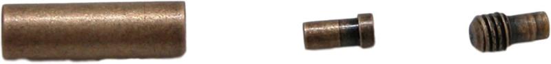 01753 Draaislot voor spang Brons 12mmx4mm 3 stuks