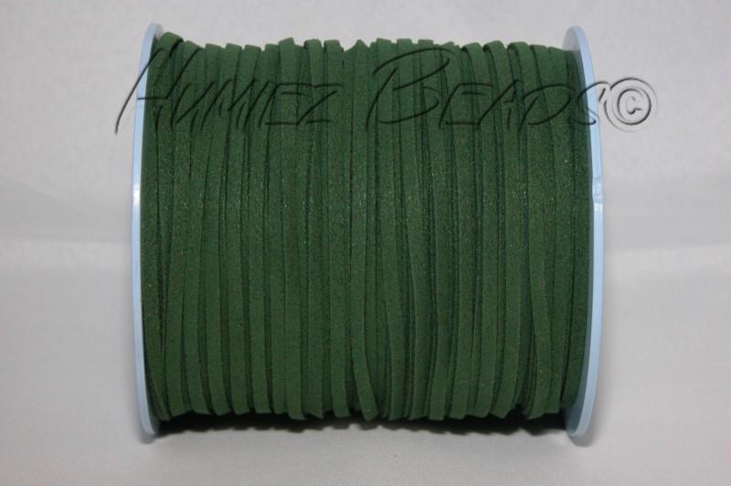 V-0032 Veter A-kwaliteit Leger groen donker ±90 meter