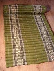 Rolmatras 220 x 160 cm Groen