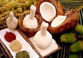 Kokosstempels/ Scrubstempels