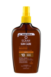 ECRAN SUN OIL SPRAY CARROT SPF 10 200ML