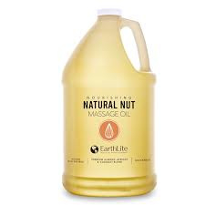 Earthlite Naturel Nut Massageolie