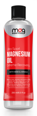 Magnesium olie ultra sport