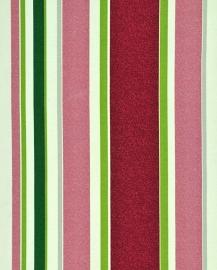 Kobe - Birdham stripe - 12 Roze Groen Wit