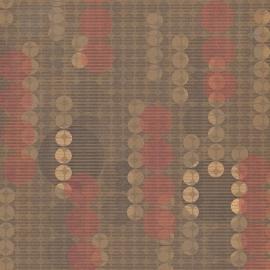 Vyva Fabrics - Kisho - 2239 Coffeebean