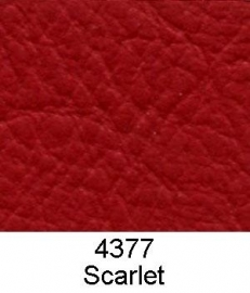 Ohmann Leather - Element - 4377 Scarlet