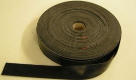 Pirelli singel band  - Rubber singelband 57mm - Zwart (p/m)