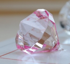 Roze Diamantknoop - 806 -
