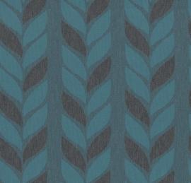 Vyva Fabrics - Kowloon w091 Turquoise
