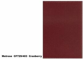 Bute Fabrics - Melrose CF729 - Cranberry 403