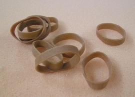 Nosag - Zigzag elastieken (50 stuks)
