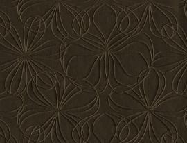 Vyva Fabrics - Agua - Mystique Fleur Taupe