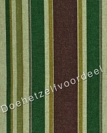 Kobe - Cranstone Stripe - 11 Paars Groen Beige