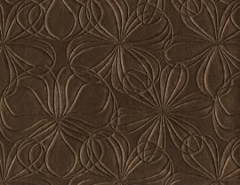 Vyva Fabrics - Agua - Mystique Fleur Copper