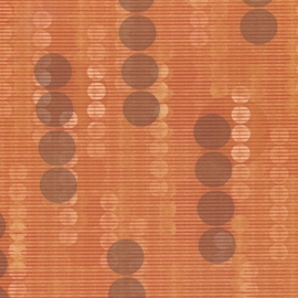 Vyva Fabrics - Kisho - 2237 Cinnabar