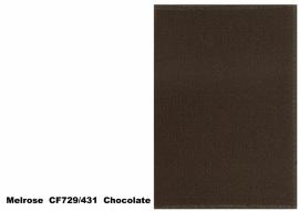 Bute Fabrics - Melrose CF729 - Chocolate 431