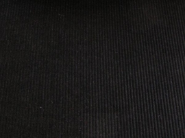 3,5 meter Manchester kleur 1 - Diep warm zwart