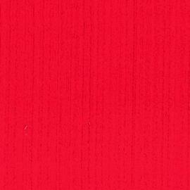 Vyva Fabrics - Dinamica Silk 22372 Logo Red