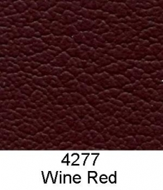 Ohmann Leather - Element - 4277 Wine Red