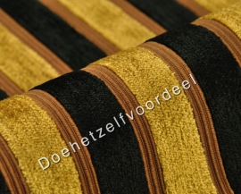 Kobe - Tratino - 54 Zwart Goud Geel