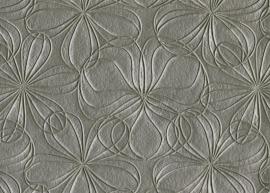 Vyva Fabrics - Agua - Mystique Fleur Pearl