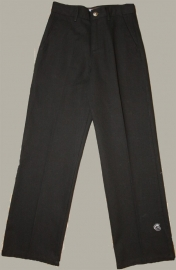 Knuckleheads pantalon zwart - maat 152-164 - KN101