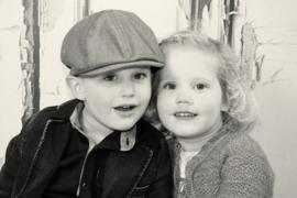 Fotoshoot Medium Arrangement 2 kinderen 0-5 jaar incl. styling