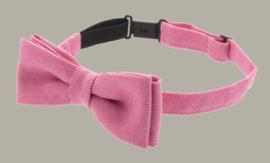 Bow-Tie  'Knut' Morgado Pink - children size - vlinderstrik klein - CTH Mini